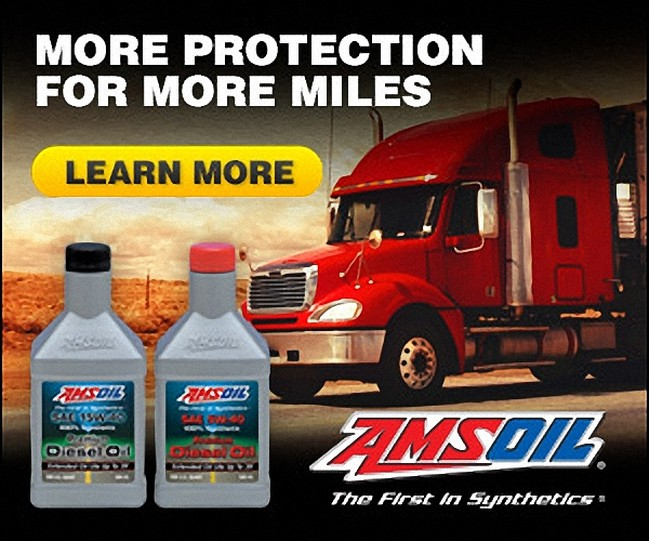 Image result for amsoil over the road trucks